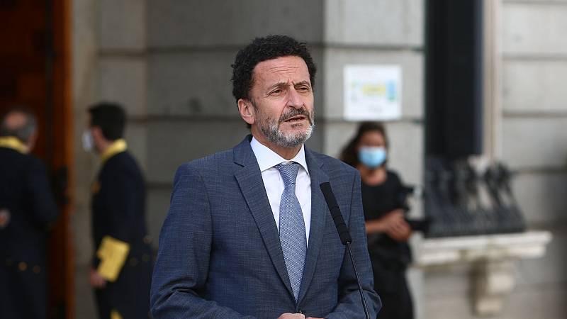 Cs apoyaría una moción de censura y Junqueras defiende el diálogo