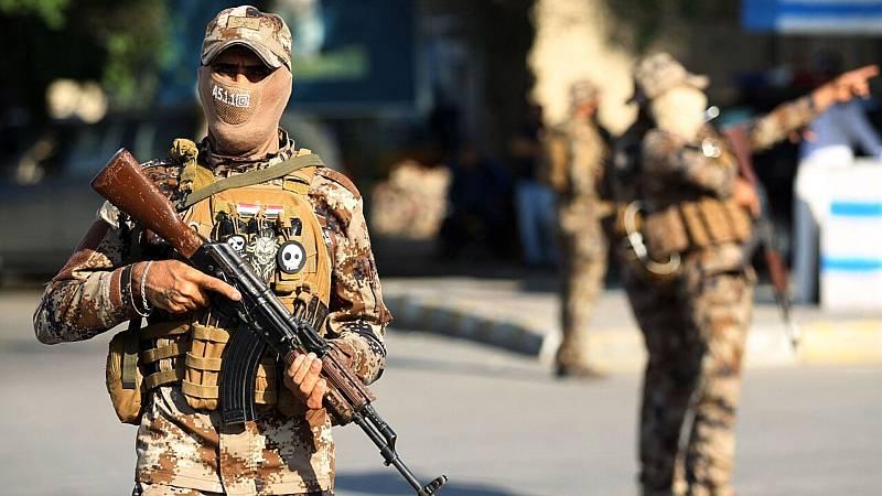 Estados Unidos bombardea a milicias apoyadas por Irán en Siria e Irak - Ver ahora