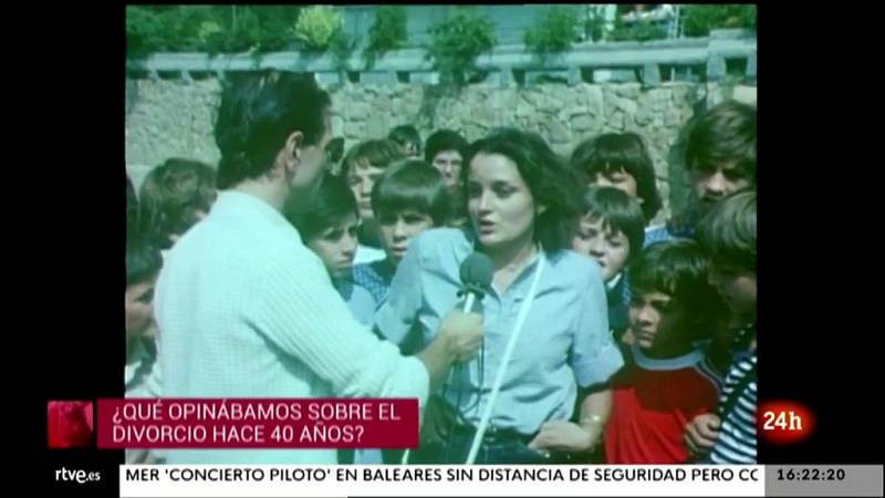 Parlamento - El reportaje - 40 años de divorcio en España - 26/06/2021