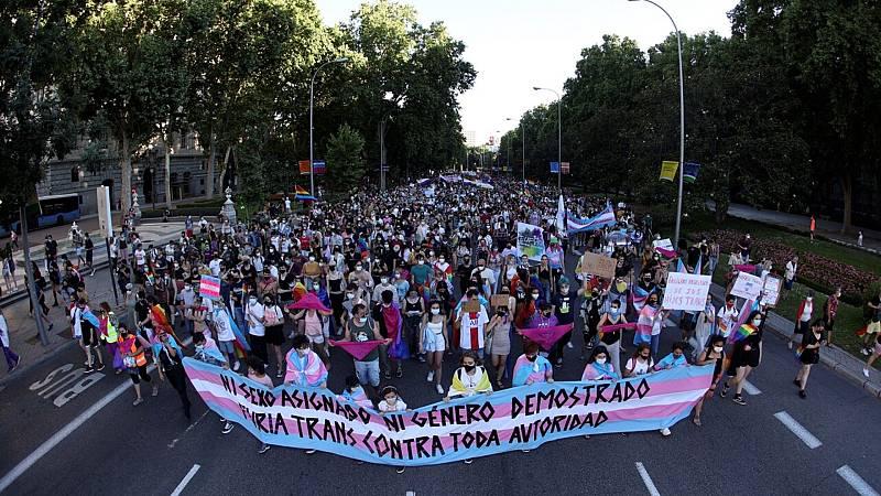 """Montero celebra que la Ley Trans establezca """"la libre determinación de género"""" - Ver ahora"""