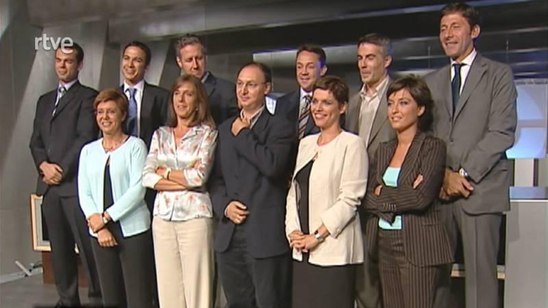 Cartelera TVE - 12/09/2004