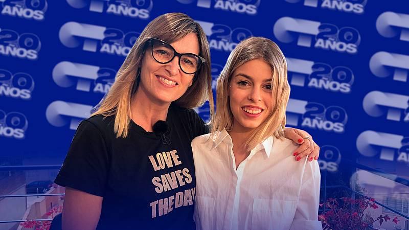 OT 20 años - Entrevista con Nerea Rodríguez