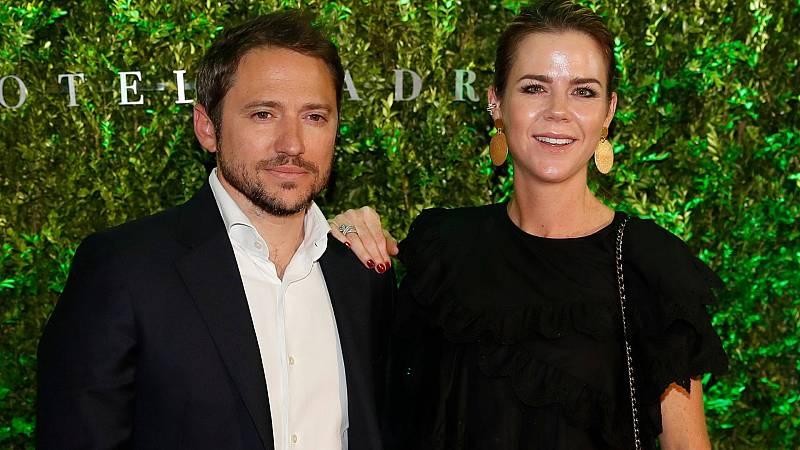 ¡Dale al play! - Primeras declaraciones de Amelia Bono tras anunciar divorciarse de Manuel Martos