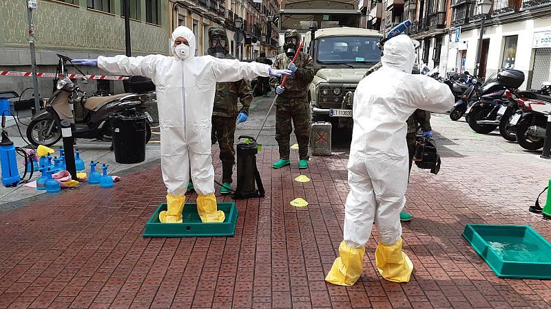 En Portada - Historias de pandemia - Ver ahora