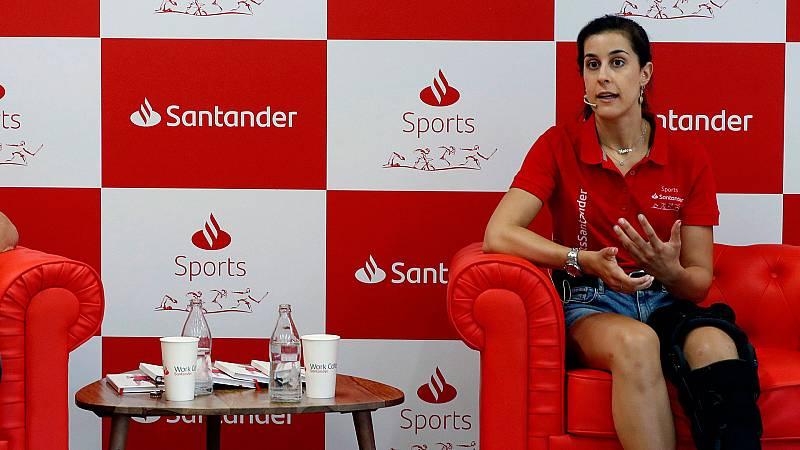 """Carolina Marín, tras sus últimos infortunios: """"Estos Juegos no eran para mí"""""""