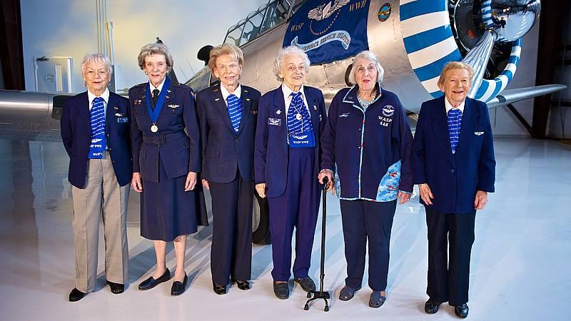 La noche temática - Mujeres piloto en la 2ª Guerra Mundial - ver ahora