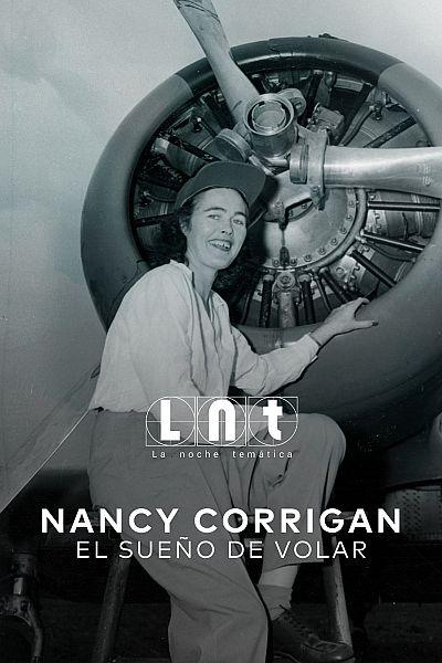 Nancy Corrigan, el sueño de volar