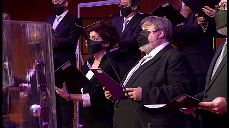 Los conciertos de La 2 - Temporada 2020-2021 Orquesta Sinfónica y Coro RTVE nº 1 - ver ahora