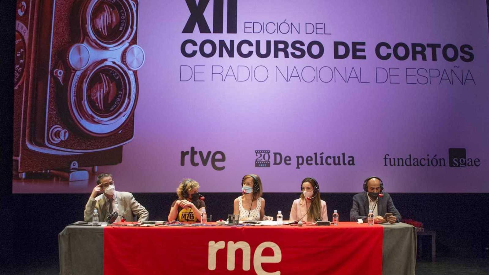 XII Concurso de Cortos RNE - Programa especial 'De película' XII Concurso de Cortos RNE - Escuchar ahora