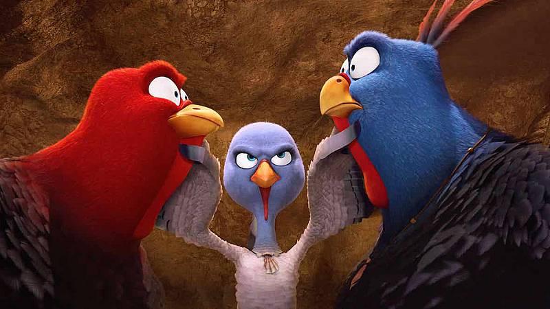 Cine Infantil - Free birds. Vaya pavos - Ver ahora