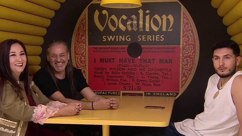 Omar Montes y Camela colaboran en el tema 'Vete'