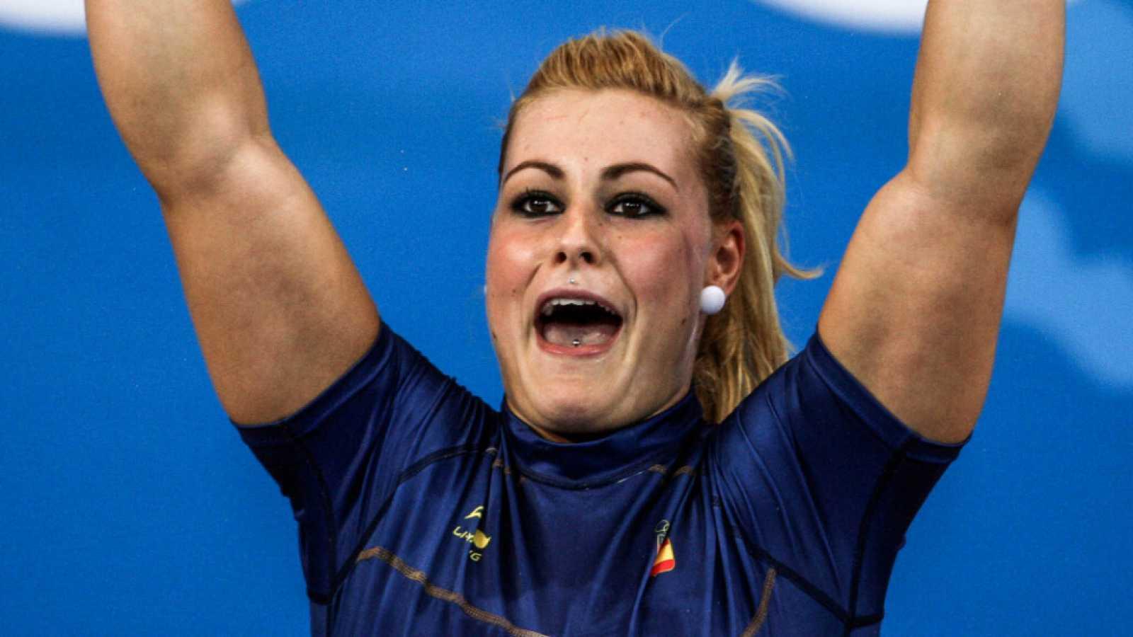 Lidia Valentín consigue un quinto puesto, que a la postre le daría la plata por dopaje de sus rivales