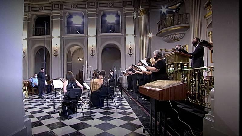 Los conciertos de La 2 - Coro RTVE: Basílica Nuestra Señora de Atocha - ver ahora