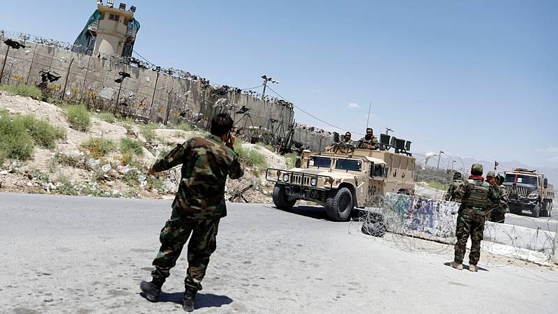 Estados Unidos abandona su base en Bagram y la entrega a las tropas de Afganistán  - Ver ahora