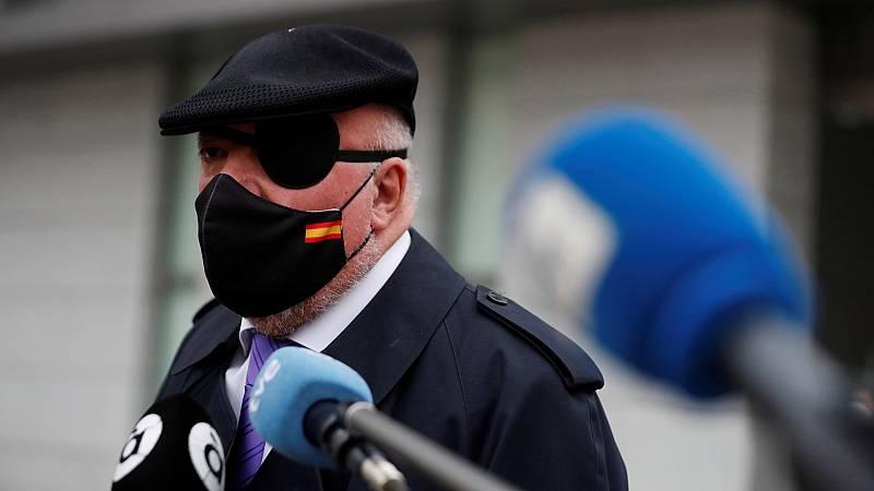 """Villarejo asegura que Rajoy tenía un """"interés personal"""" en el caso 'Kitchen' y que le informaba por mensajes"""