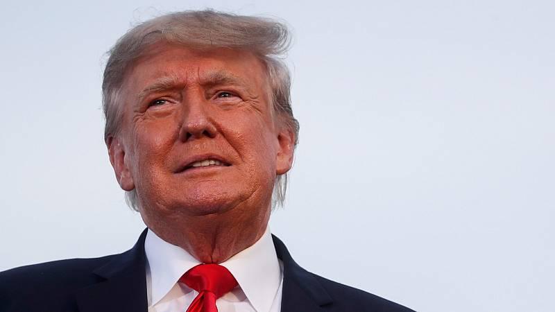 La Justicia investiga a Trump por evasión de impuestos y pagos en negro