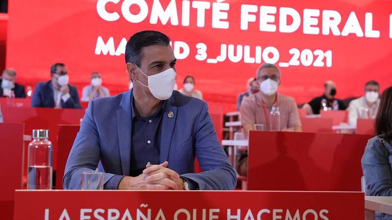 Sánchez asegura que los indultos sirven para iniciar el diálogo