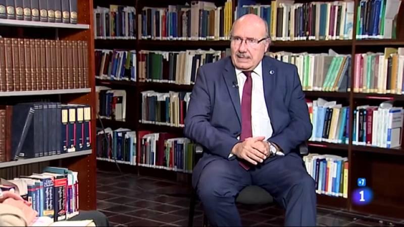 TVE habla con Rafael Rebolo - 04/07/2021