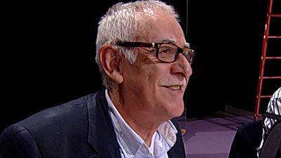 Juanjo Cardenal, la voz del Sabio invisible de Saber y Ganar desde el inicio del programa