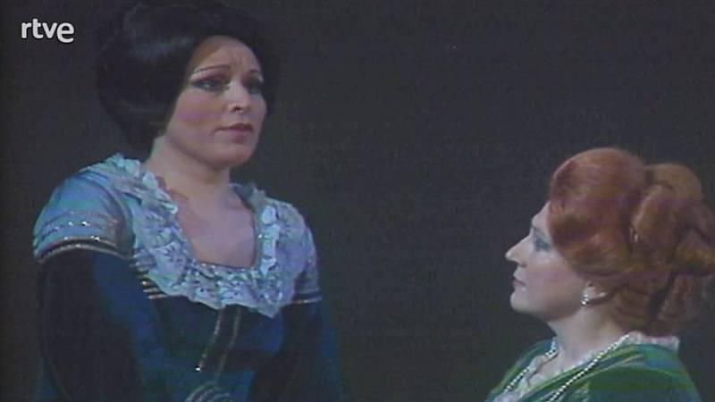 Lucia de Lammermoor desde el Gran Teatre del Liceu de Barcelona
