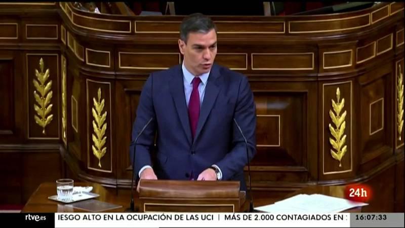 Parlamento - El foco parlamentario - Pedro Sánchez explica los indultos - 03/07/2021