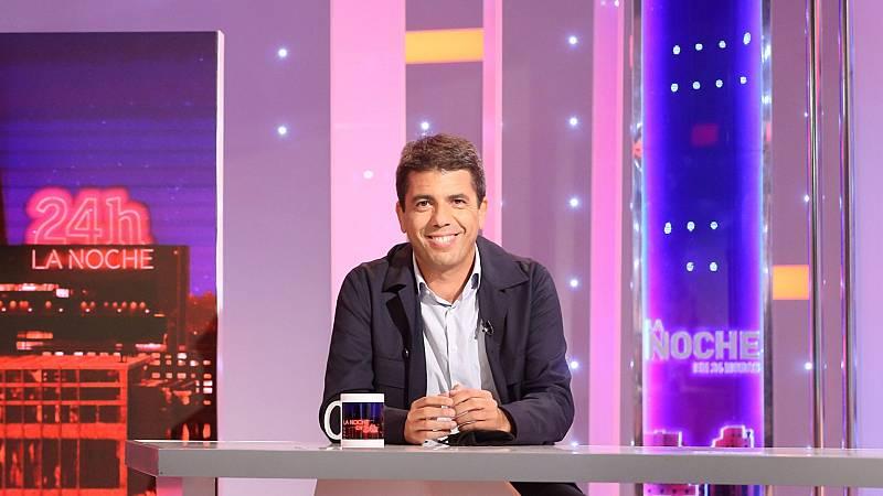 """Carlos Mazón (PP): """"Más que volver al 36 me gustaría que volviéramos al 78"""""""