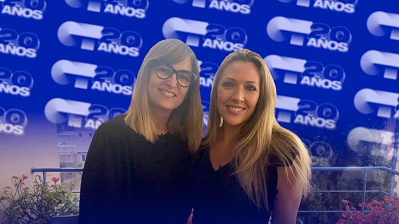 OT 20 años - Entrevista con Noelia Cano