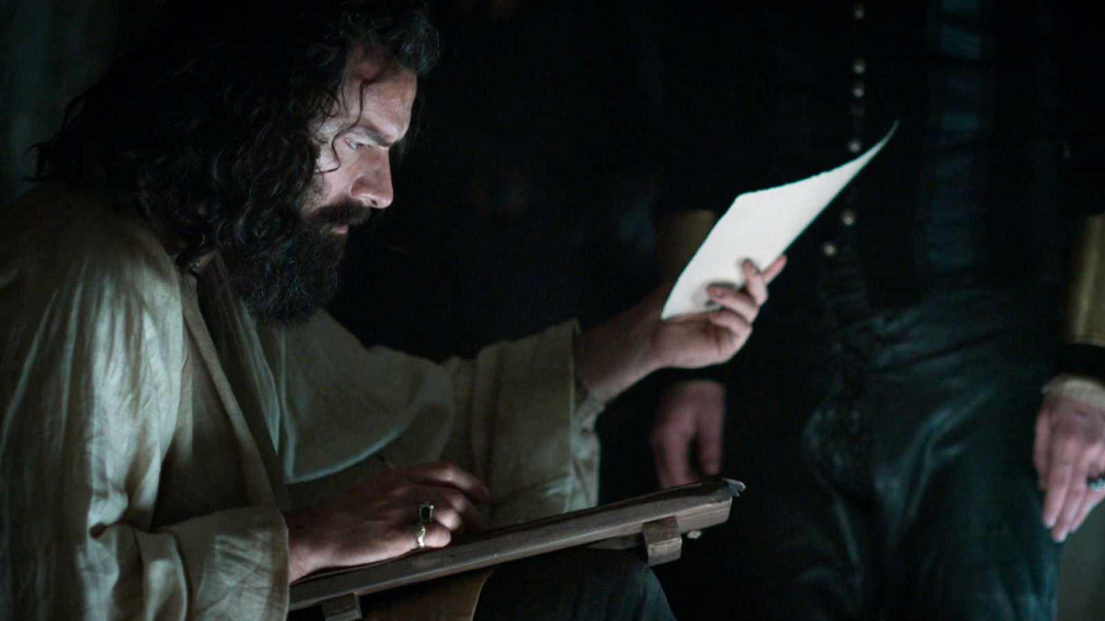 Leonardo - Así comienza el capítulo 7 de la serie