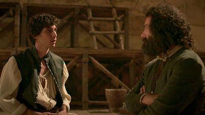 Miguel Ángel quería ser como Da Vinci