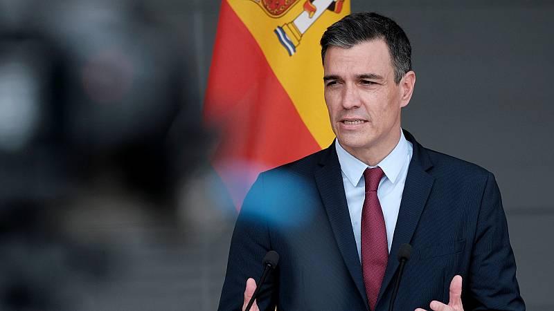"""Sánchez, sobre la polémica de la carne: """"Donde me pongan un chuletón al punto, eso es imbatible"""""""