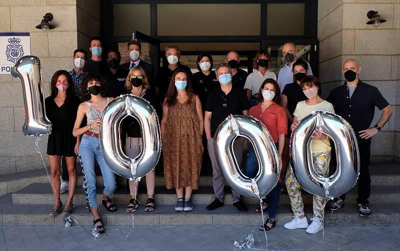 España Directo - 'Servir y Proteger' celebra sus 1.000 episodios