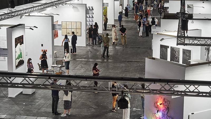 Zona Extra - 'Remitente. Arte latinoamericano', la apuesta de ARCO 2021 - 09/07/21 - Ver ahora