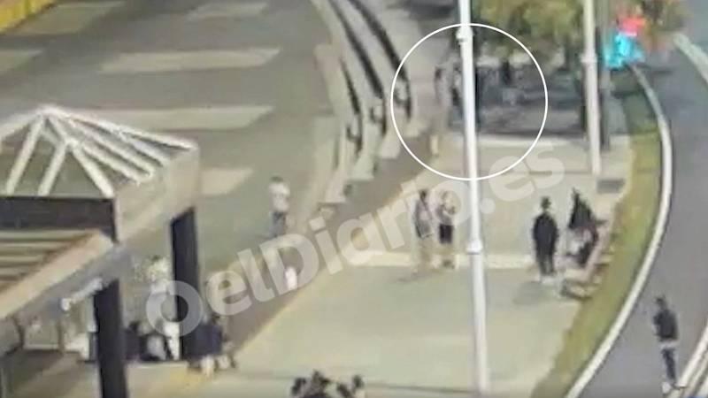 Una cámara de tráfico grabó el asesinato de Samuel