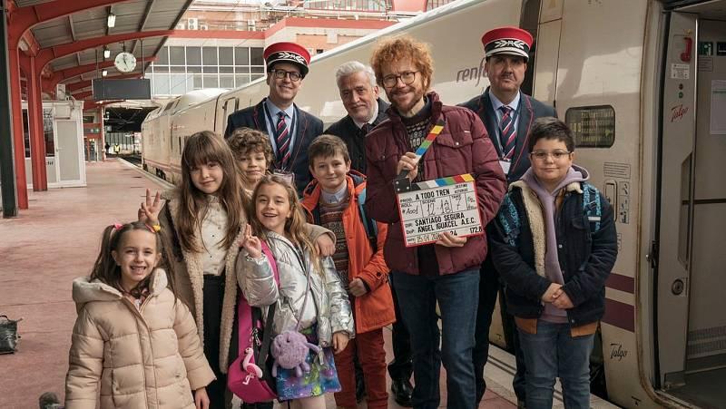 Días de Cine - 'A todo tren, destino Asturias'