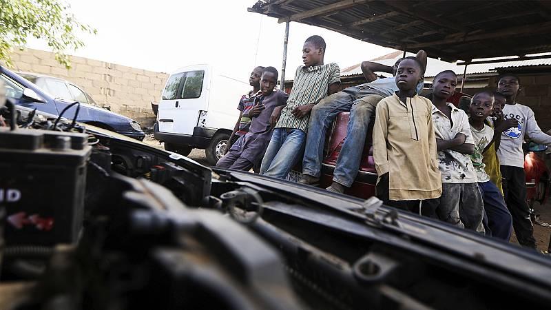 Se multiplican los secuestros de estudiantes en Nigeria