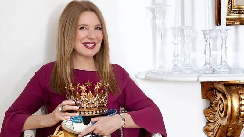 Sara Navarro cautivada por la exquisitez de Eduardo Andes