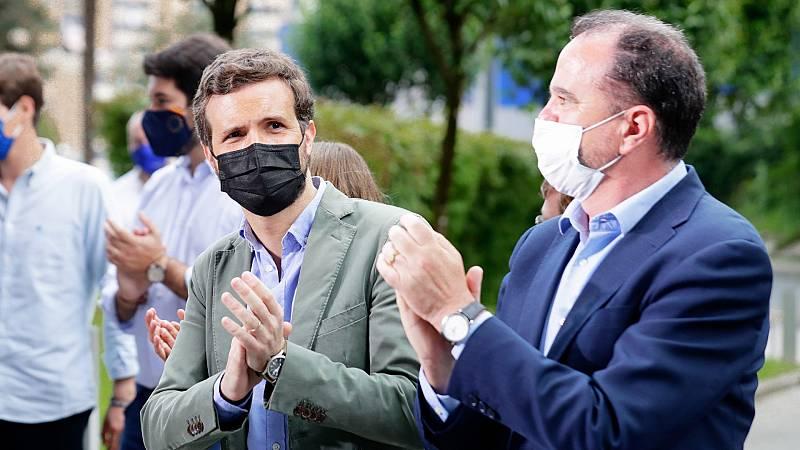 La oposición asegura que es Sánchez quien debe salir del Gobierno