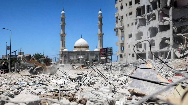 Las secuelas psicológicas en Gaza dos meses después de la ofensiva militar israelí