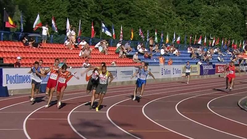 Atletismo - Campeonato de Europa SUB-23. Sesión vespertina (2) - 11/07/21 - ver ahora