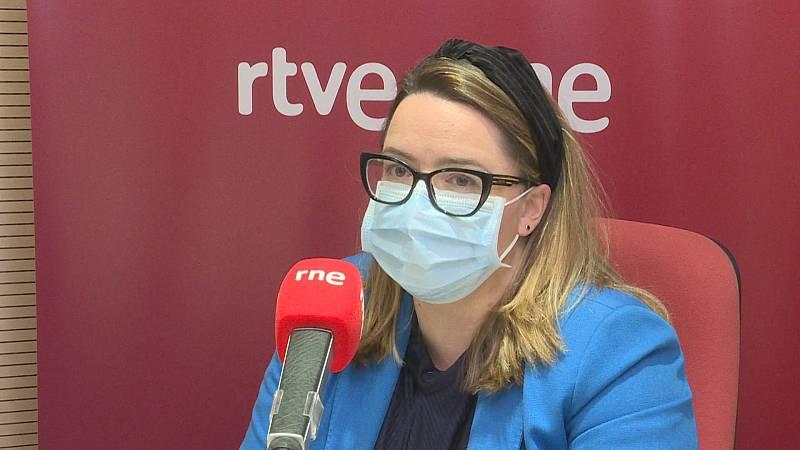 Rosa Mantecón considera que los sindicatos han recuperado la credibilidad