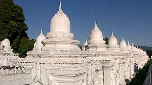 La estupa ensimismada. Myanmar (Birmania)
