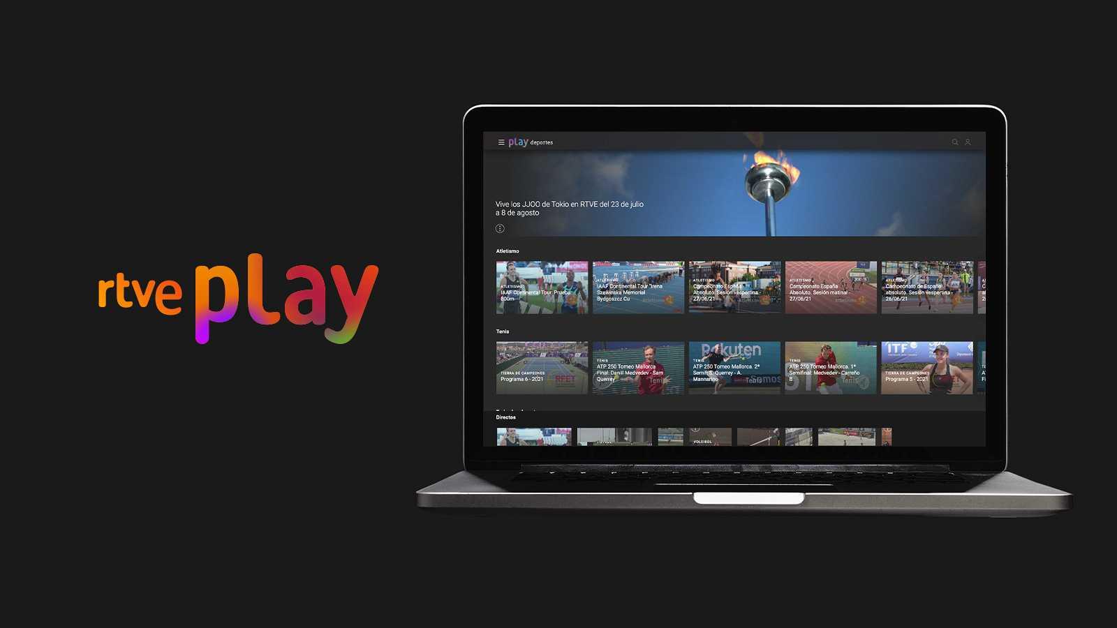 Disfruta los Juegos de Tokyo 2020 en RTVE Digital