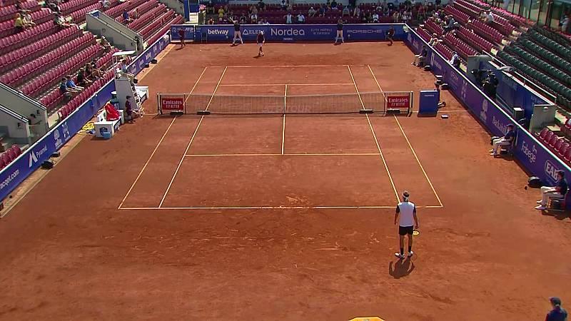 Tenis - ATP 250 Torneo Bastad: Pablo Cuevas - Norbert Gombos - ver ahora