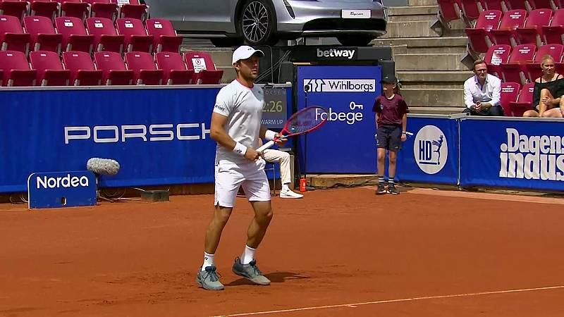 Tenis - ATP 250 Torneo Bastad: Albot - Rune - ver ahora