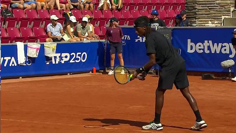 Tenis - ATP 250 Torneo Bastad: Ymer - Ruusuvouri - ver ahora