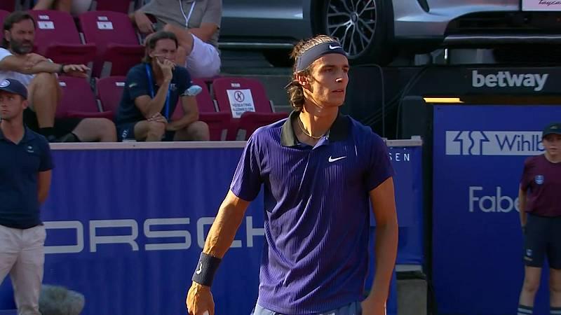 Tenis - ATP 250 Torneo Bastad: Laaksonen - Musetti - ver ahora