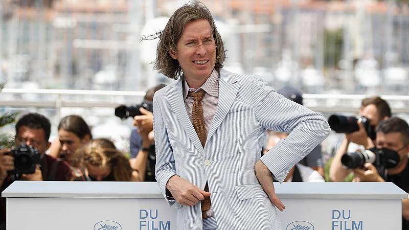 Wes Anderson presenta en Cannes 'La crónica francesa'