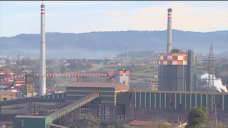 Asturias liderará el proceso de descarbonización metalúrgico de la multinacional Arcelor Mittal