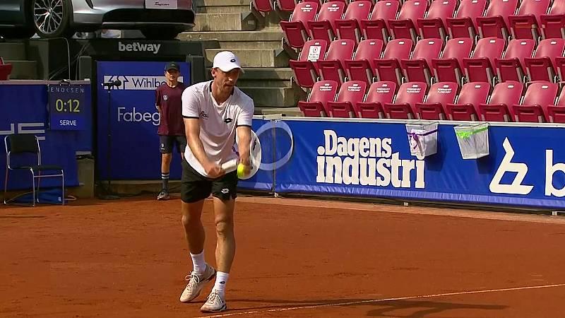 Tenis - ATP 250 Torneo Bastad: Rinderknech - Millman - ver ahora