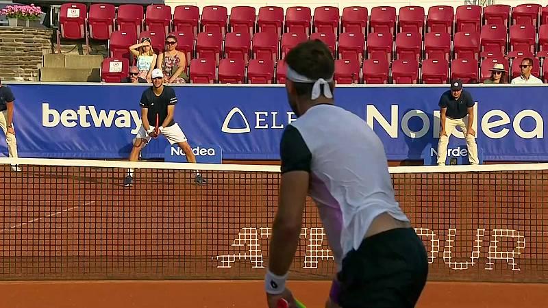 Tenis - ATP 250 Torneo Bastad: Y. Hanfmann - J. Vesely - ver ahora